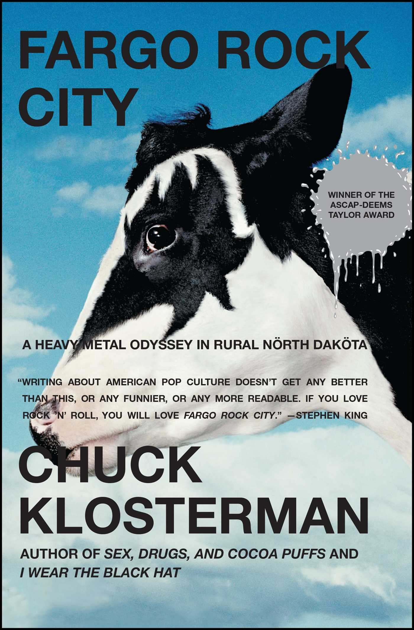 Fargo rock city a heavy metal odyssey in rural north dakota chuck fargo rock city a heavy metal odyssey in rural north dakota chuck klosterman 9780743406567 amazon books fandeluxe Image collections