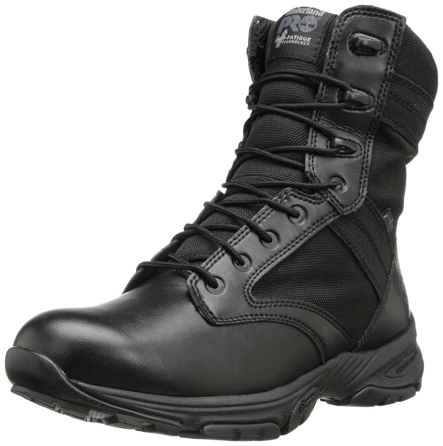Timberland PRO メンズ Black Smooth With Textile 13 2E US  B00HMY5ESK