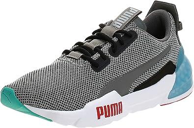 PUMA Zapatillas Hombre Fase Celular 192638 001 Gris: Amazon.es: Zapatos y complementos