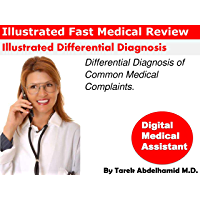 Illustrated Fast Medical Review - Illustrated Differential Diagnosis (English Edition)