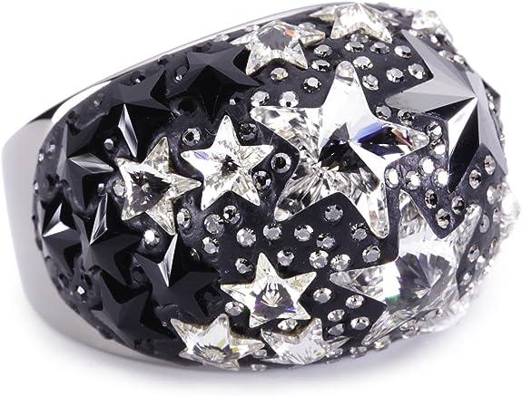 Swarovski Damen Ring Fizz Gr. 52 976071: : Schmuck