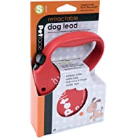 Petface Retractable Dog Lead, Black
