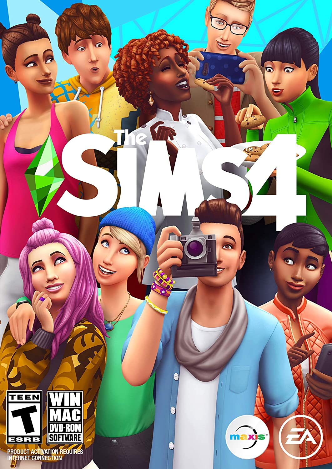 Amazon com: The Sims 4 - PC/Mac: Video Games