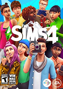The Sims 4 - PC/Mac: Video Games - Amazon com