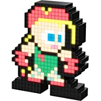 PDPPixel Pals Capcom Street Fighter II Cammy Collectible Lighted Figure-Not Machine Specific;