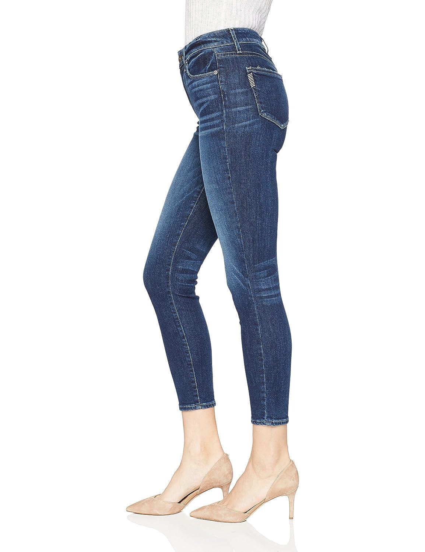 PAIGE Womens Hoxton Crop Jeans