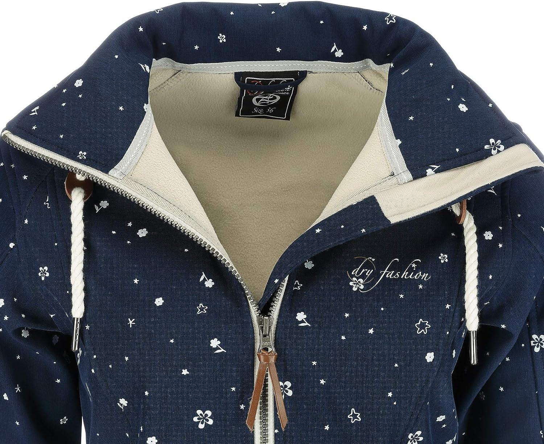 Mantel Keitum Dry Fashion Damen Softshell