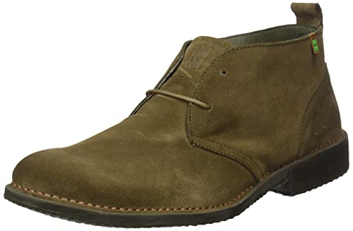 El Naturalista NG23 Lux Suede Kaki/YUGEN, Botas Mocasines para Hombre, Verde, 42 EU: Amazon.es: Zapatos y complementos