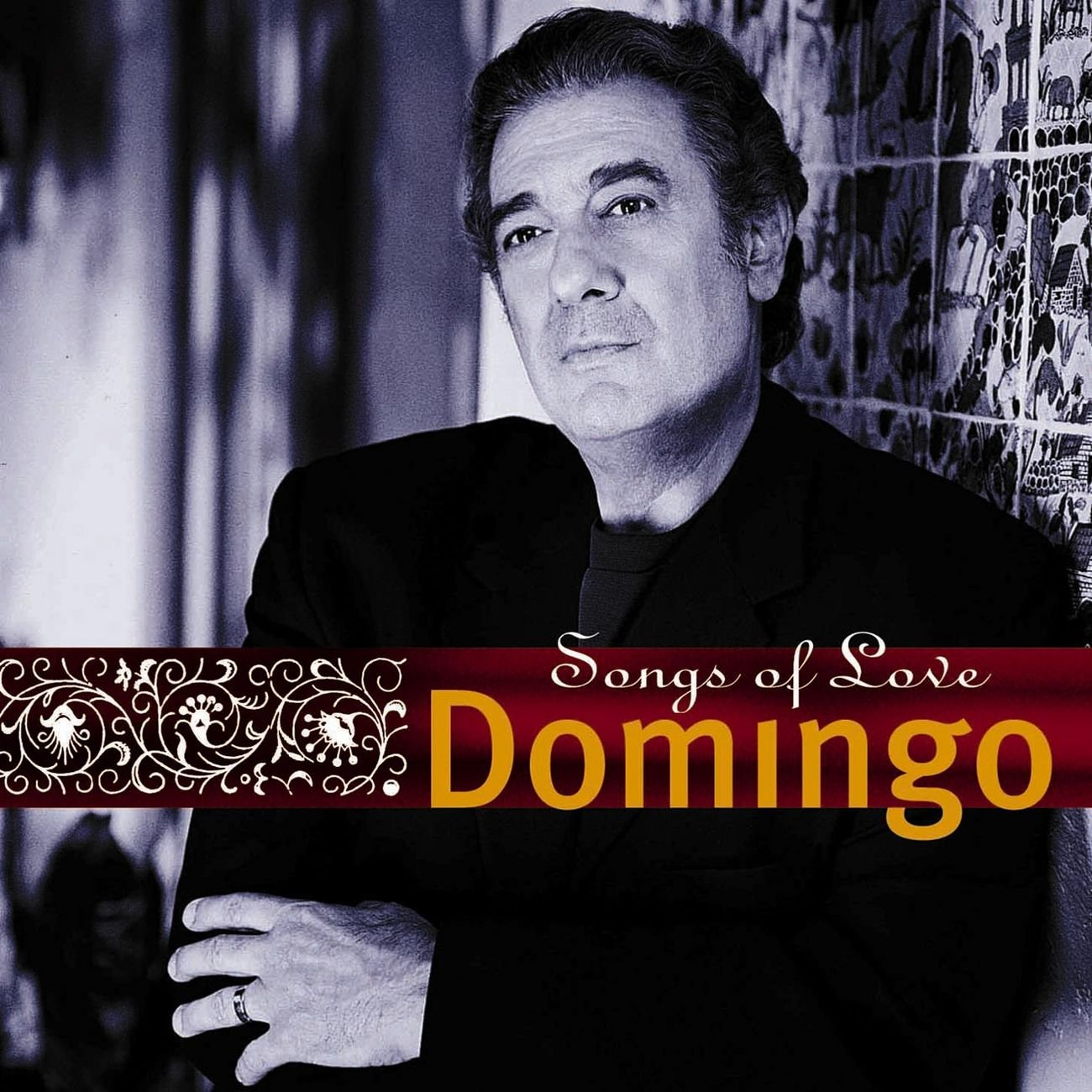 Placido Domingo: Songs of Love by EMI Classics