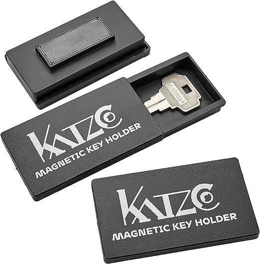 Magnetic Hide A Key Holder House Car Wheel Well Home Keys Lock Safe Hidden Store
