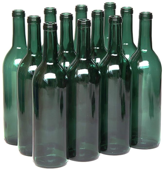 Amazon.com: North Mountain Supply – Botella de vino de ...