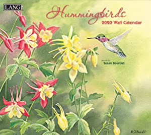 Lang Hummingbirds 2020 Wall Calendar (20991001918)