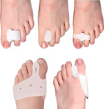 dolor dedos pie por la noche