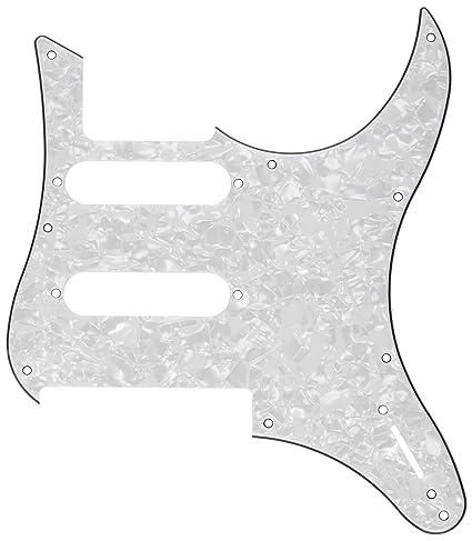 Amazon Com Kmise Mi0261 Electric Guitar Pickguard For Yamaha