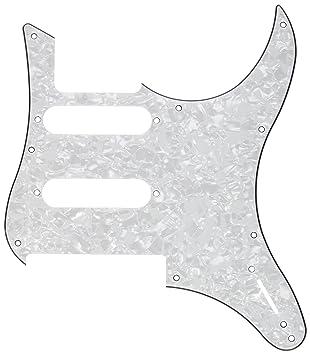 Kmise mi0261 guitarra eléctrica golpeador Para Yamaha Pacifica 112 V ...