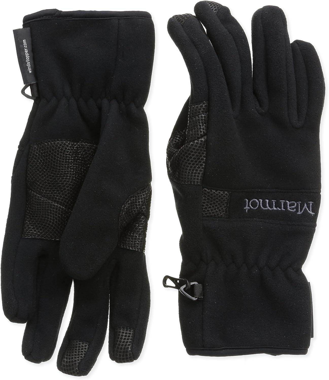 Marmot Womens Windstopper Glove