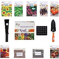 Kraft Seeds Intermediate Garden Starter Kit