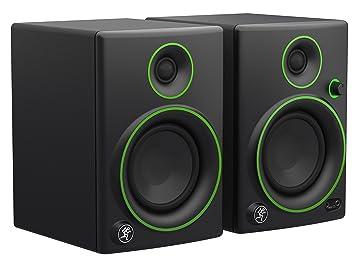 speakers 4. mackie cr4 4 inch monitor speakers