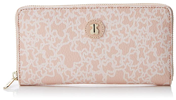 Tous Womens Billetera Mediana Kaos Mini Wallet
