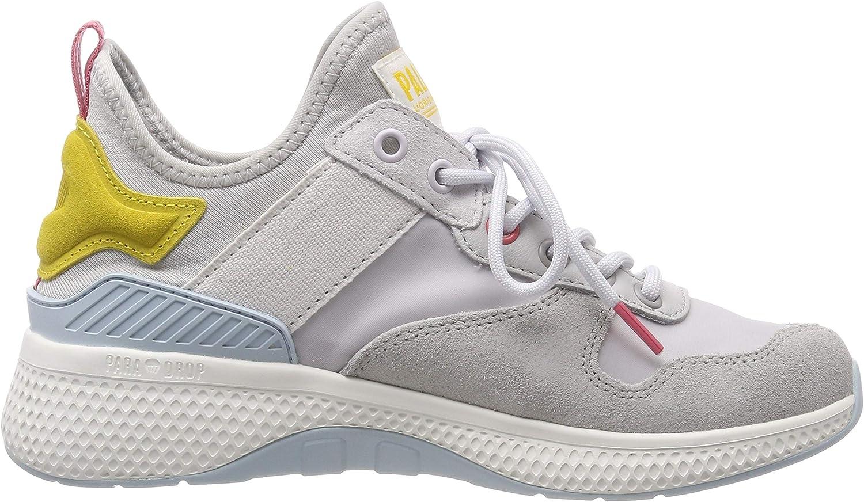 Palladium Women's Low-Top Trainers Grey (Nimbus Cloud S99)