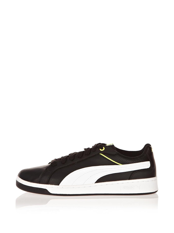 Puma Court Attaque FS 4 Sneaker Black White Li: Amazon