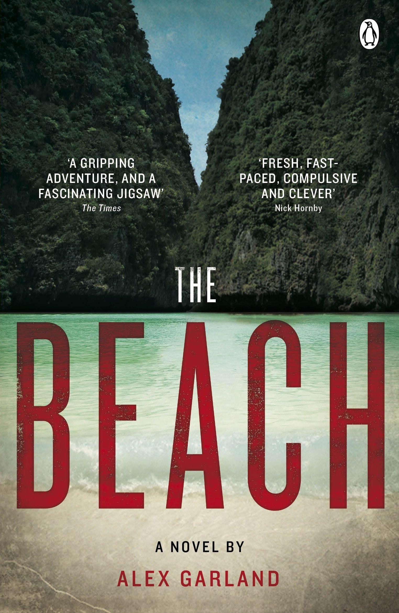 Résultats de recherche d'images pour «The Beach, by Alex Garland back cover»