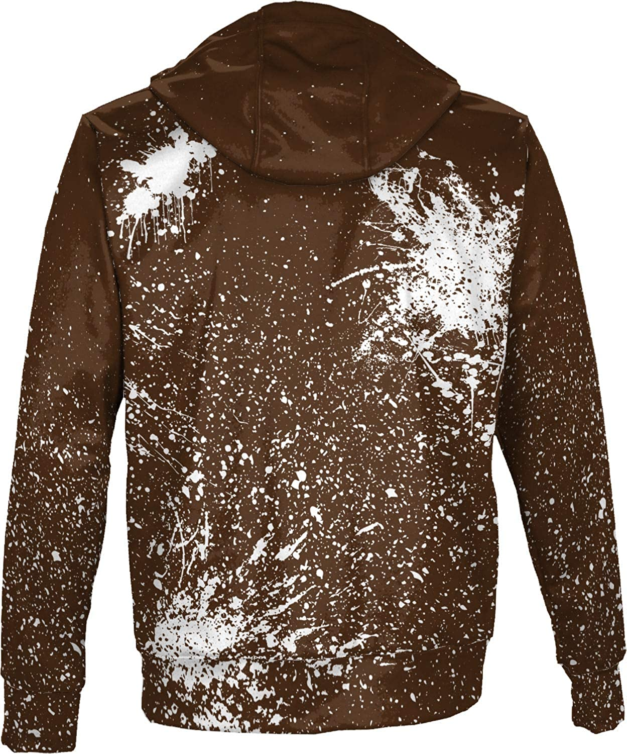 Splatter ProSphere Brown University Boys Pullover Hoodie