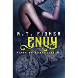 Envy (Kings of Rebellion MC book 2): Kings of Rebellion MC book 2