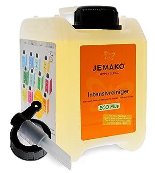 JEMAKO Intensivreiniger Eco Plus 2l Kanister Inkl. Auslaufhahn