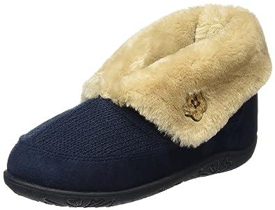 3c84025635 Padders Women's Eden Hi-Top Slippers