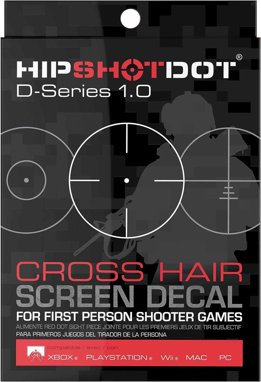 Amazon com: HipShotDot D-Series Pro Pack 1 0 Red: Video Games
