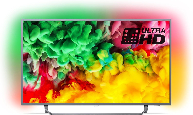 TELEVISOR 55 55PUS6753 UHD STV AMBIL Slim SAPHI PHILIPS: Philips ...