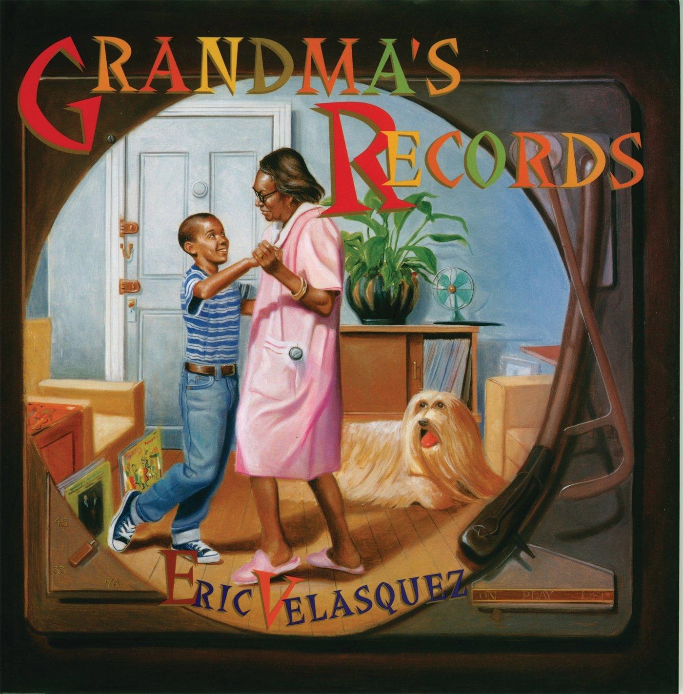 Grandma's Records (Rise and Shine)