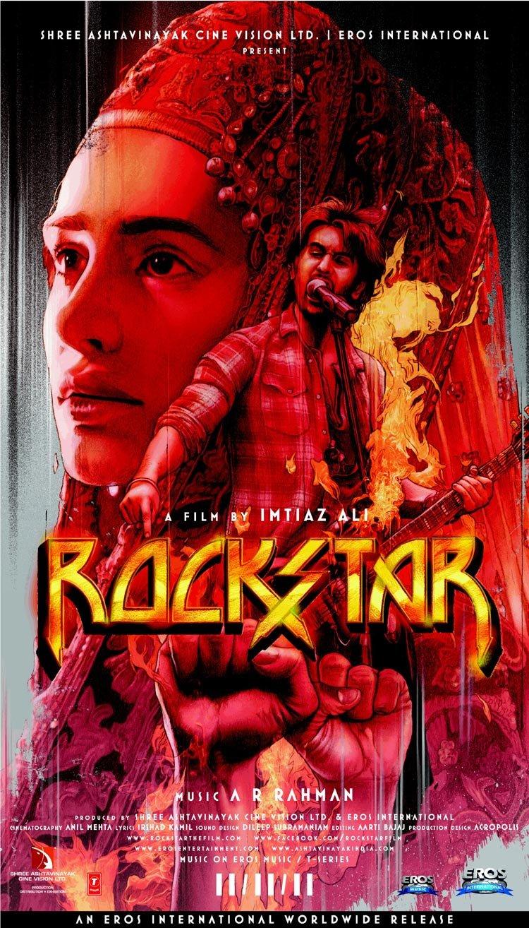Amazon com: Rockstar (2011) (Hindi Movie / Bollywood Film