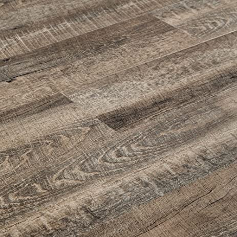Ayake Flooring Old Town Oak Mm WPC Click Lock Vinyl Floor Plank - Click in place vinyl flooring