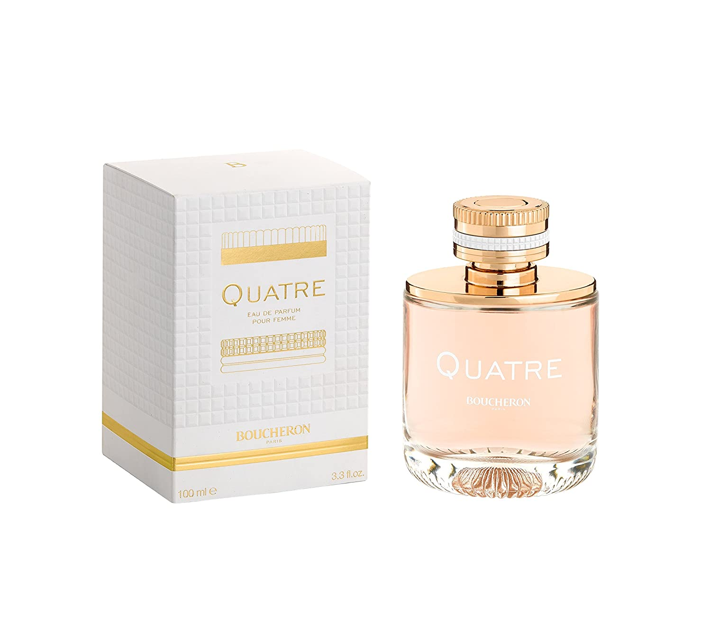 Ml Parfum De Eau Spray For 100 Women Boucheron Quatre O0Pk8wNXZn