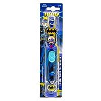 Wisdom Brands Batman Lightup Battery Brush, 100 Grams