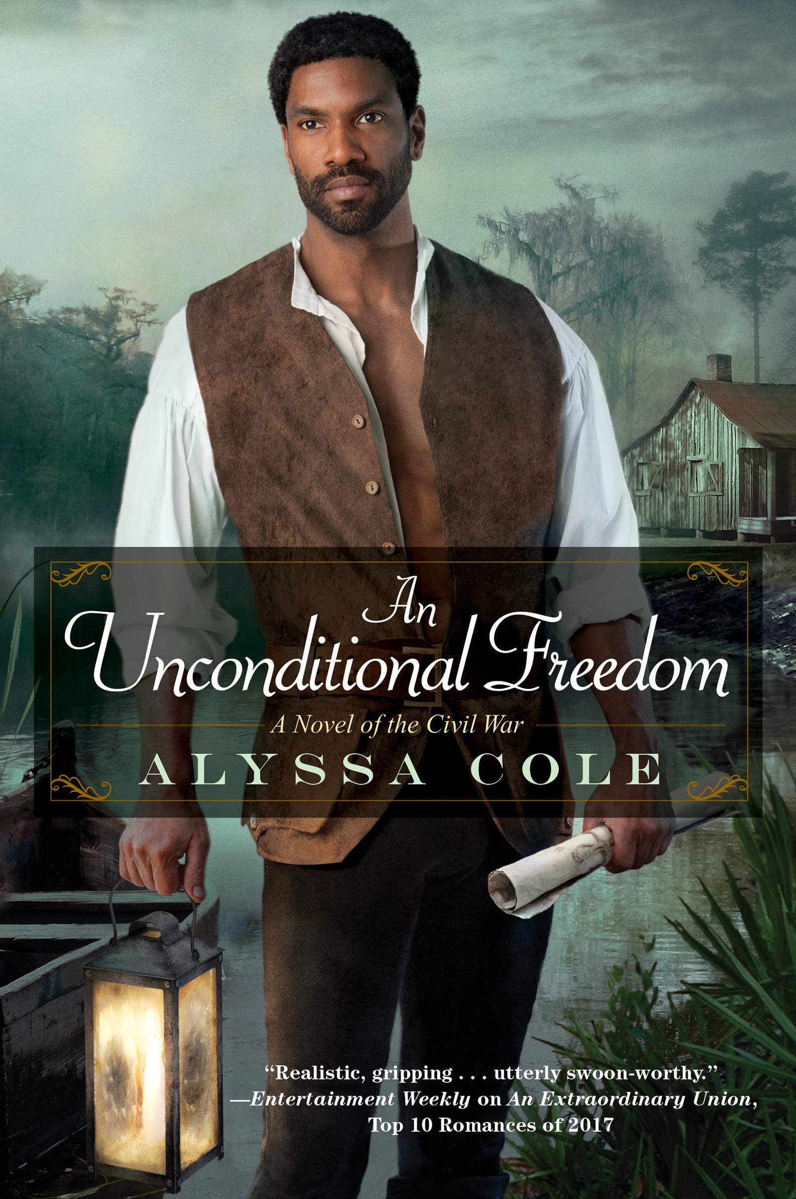 An Unconditional Freedom (The Loyal League Book 3) por Alyssa Cole