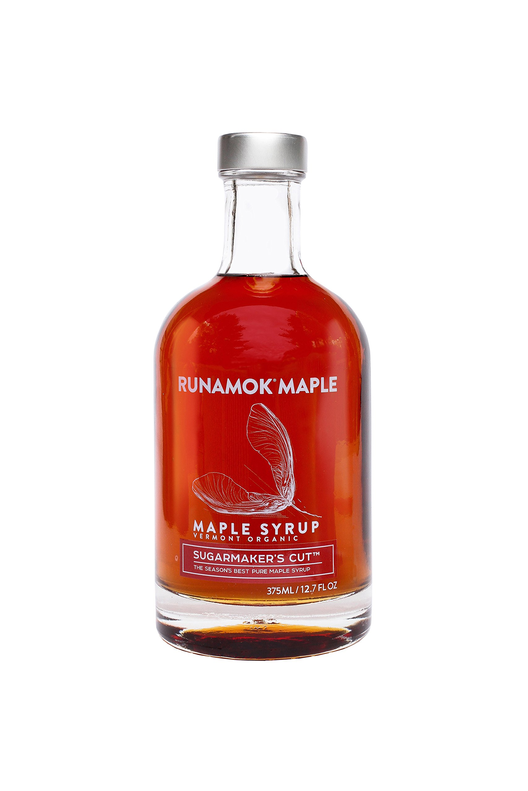 Runamok Maple - Sugarmaker's Cut Organic Maple Syrup - 375mL