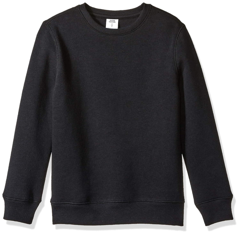 Essentials Boys Big Crew Neck Sweatshirt