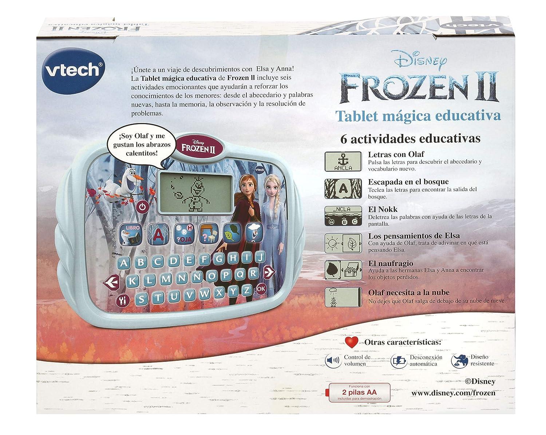 VTech Frozen 2 Tablet (versión en español) (3480-517822)