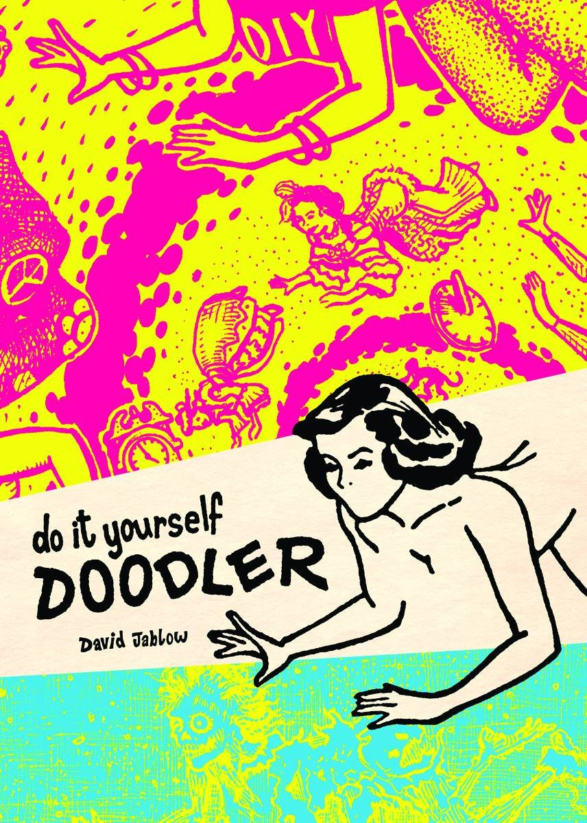 Amazon do it yourself doodler 9781935233121 david jablow books solutioingenieria Choice Image