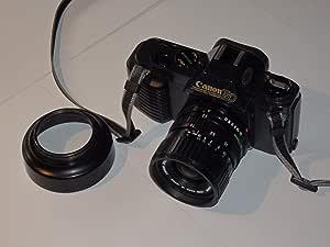 Canon T50 - Cámara réflex analógica (incluye PHOTOBLITZ: Amazon.es ...