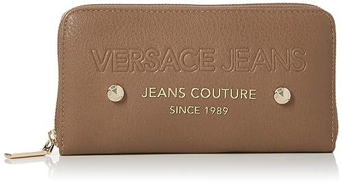 f508fcb25c Versace Jeans Portafogli;donna, Women's Wallet, Brown (Legno), 1.5 ...