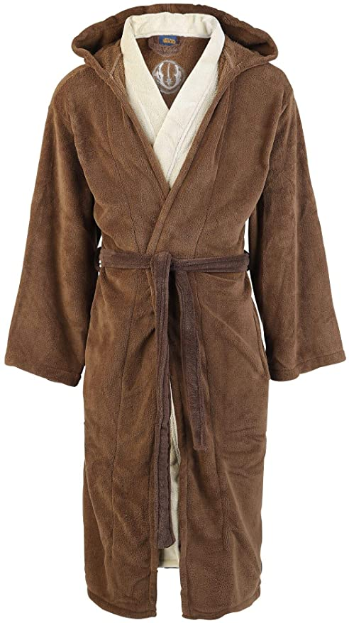 Star Wars Jedi Bathrobe Brown