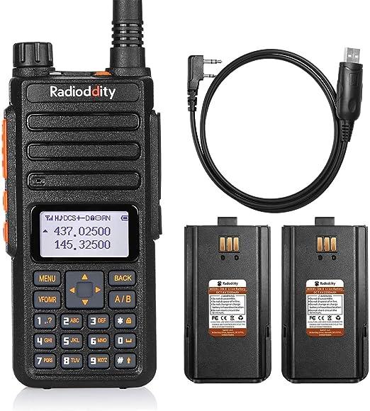 Radioddity Ga 510 Vhf Uhf 10 W Transmitting Power 10 Km Elektronik