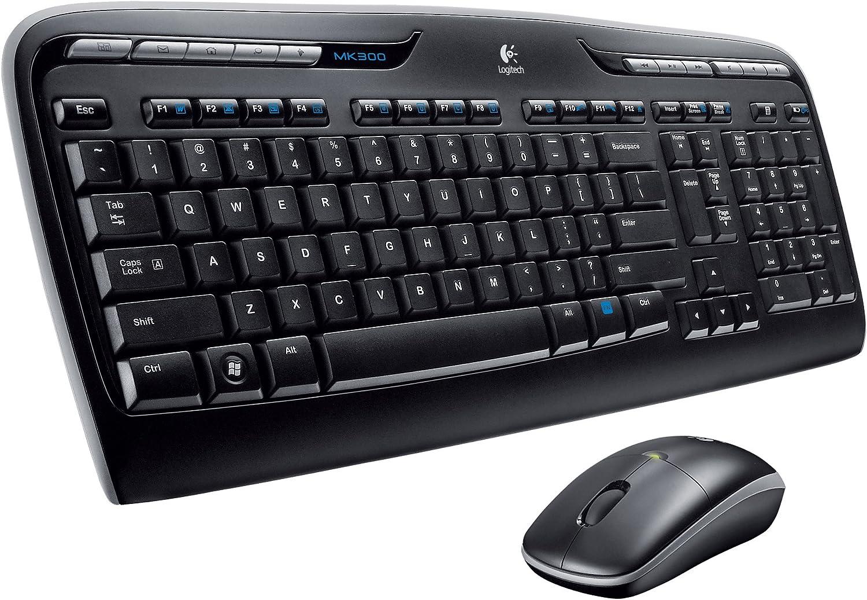 Logitech Wireless Desktop MK 300