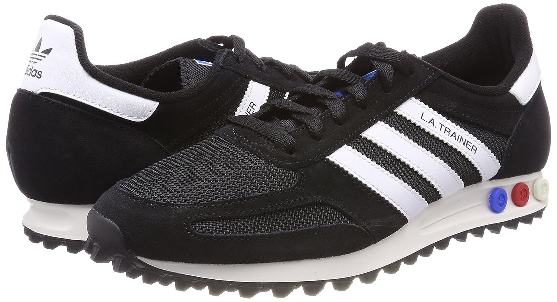 Adidas Herren La Trainer Fitnessschuhe Schwarz Schwarz Schwarz B077QNGQ8Q Sport- & Outdoorschuhe Online-Exportgeschäft d36296