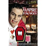 Vampire Teeth Kit Professional Accessory For Halloween Dracula Fancy Dress