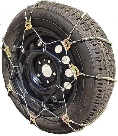 Amazon Com Tirechain Com 265 70r17 265 70 17 Diagonal Cable Tire Chains Priced Per Pair Automotive